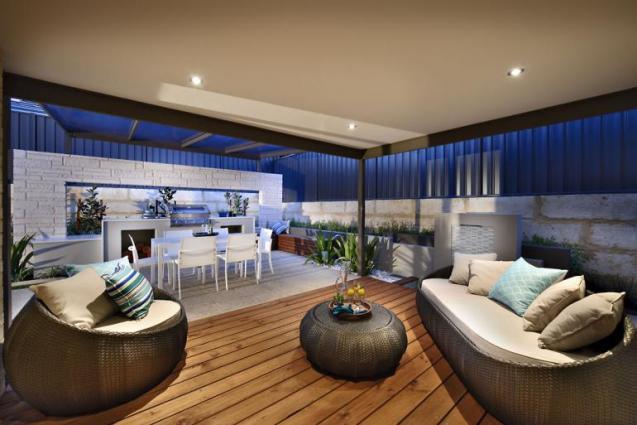 View Photo: Green Display Home - Alfesco