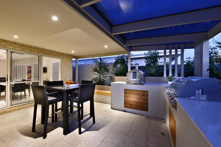 Province Display Home - Alfresco