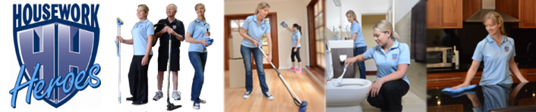 Housework Heroes - Western Australia home cleaning services