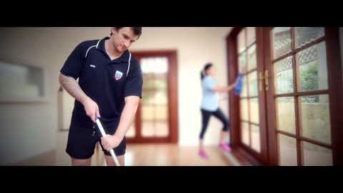 Watch Video: Housework Heroes - Home domestic cleaning service
