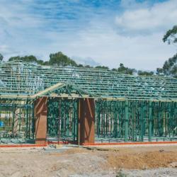 View Photo: Enviro-Friendly Timber Framing - T2 Blue