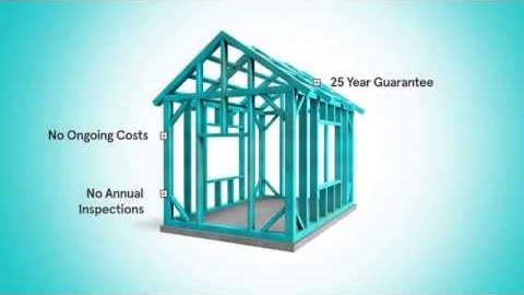 Watch Video: Termite Resistant Framing