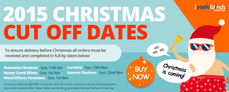 View Photo: 2015 Christmas Cut off dates