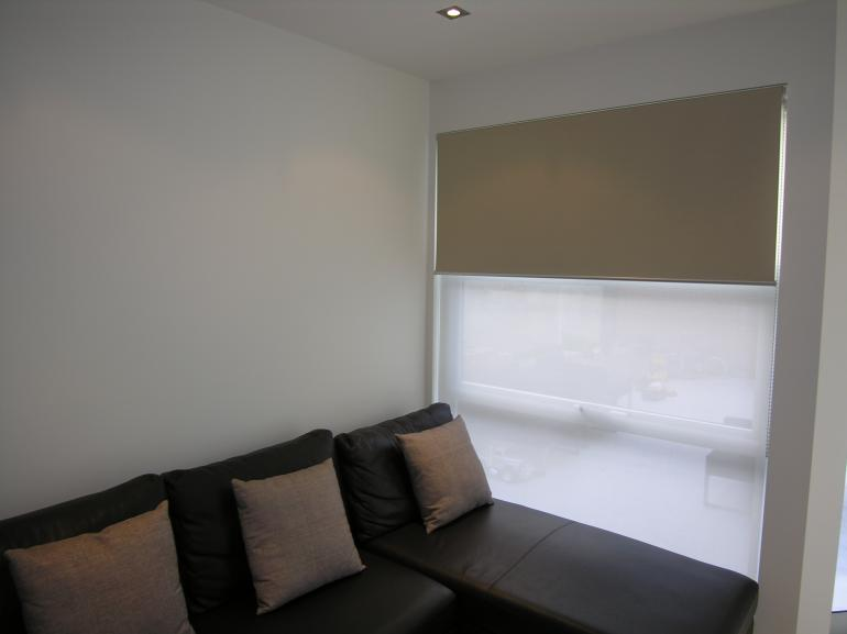 View Photo: Double Roller Blinds