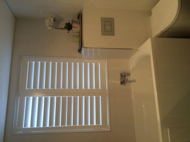 View Photo: Plantation Shutters - Bathroom