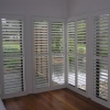 Plantation Shutters - Bedroom