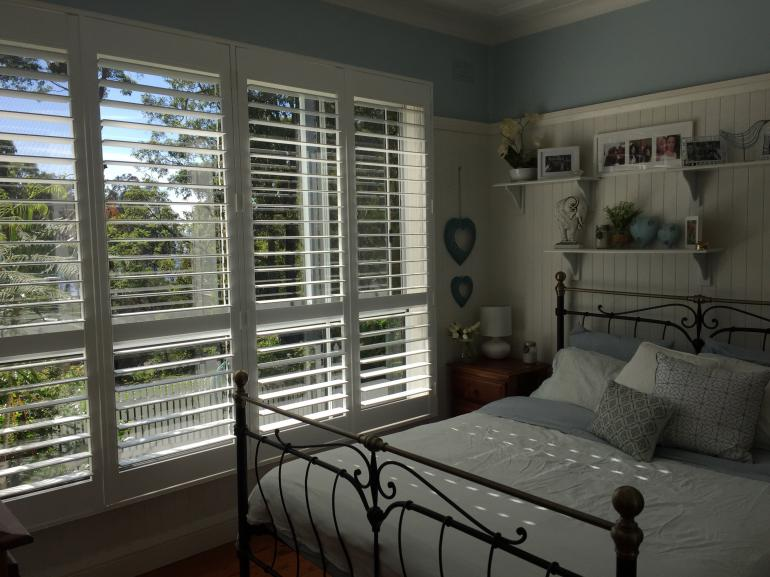 View Photo: Plantation Shutters - Bedroom