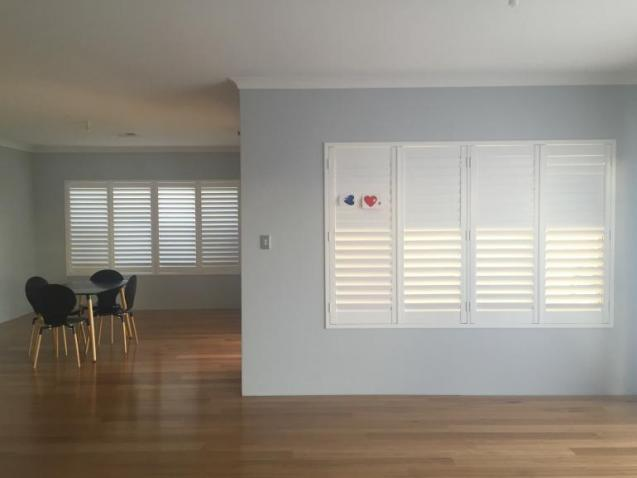View Photo: Plantation Shutters - Living Area