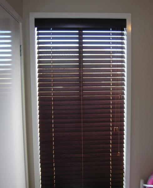 View Photo: RealWood Venetian Blinds