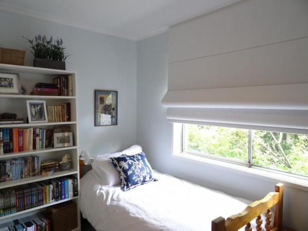 View Photo: Roman Blinds - Bedroom
