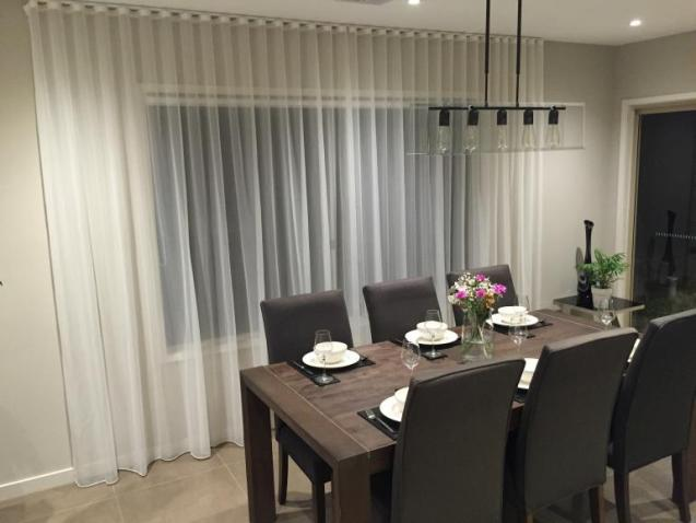 View Photo: Sheers and Roller Blinds