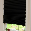 Temporary Blinds - Black Blockout