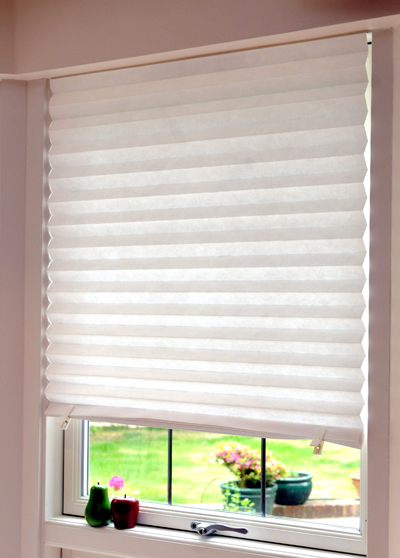 View Photo: Temporary Blinds - White Light Filter
