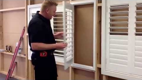 Watch Video : Plantation Shutters - Getting Started