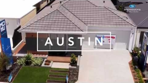 Watch Video : Austin - Impressions Display Home in Midvale