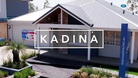 Watch Video: Kadina - Impressions Display Home in Bushmead
