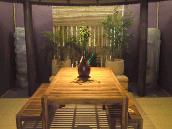 View Photo: Use Bamboo to Enclose an Outdoor Room