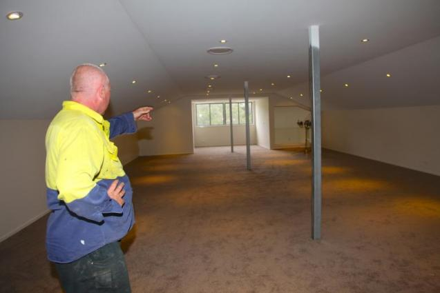 View Photo: Owner Builder Wayne and his Man Cave