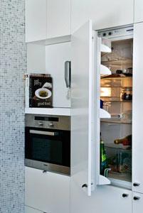 View Photo: Integrated Fridge Custom Designer Kitchens