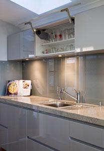 View Photo: Kitchen Doors Blum Aventos Lift Brisbane