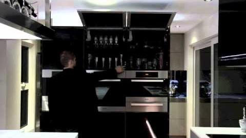 Watch Video: Blum Servo Drive - Darren James Kitchen Design