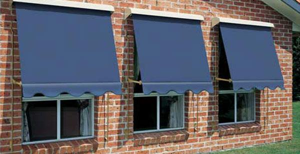 External Blinds Awnings Or Shutters Into Blinds