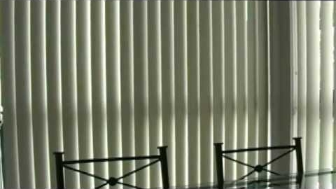 Watch Video: Vertical Blinds