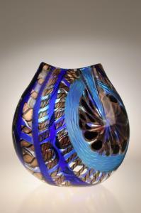View Photo: Murano Art Glass vase by Maestro Gianluca Vidal