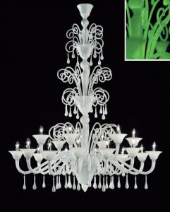 View Photo: Stars of Istanbul Chandelier by Formia Murano