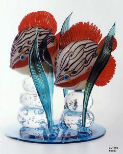 Zanetti Murano tropical fish