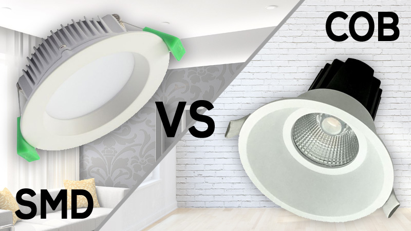 Read Article: What are the differences between SMD and COB LED Downlights?