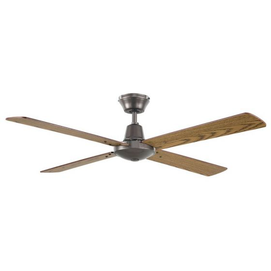 View Photo: Brilliant Lighting Austin 48 Ceiling Fan with Timber Blades