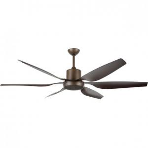View Photo: Brilliant Lighting Aviator 66 DC Ceiling Fan With Interchangeable Light & Remote Control