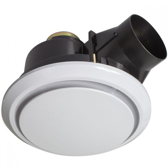 View Photo: Brilliant Lighting Talon 270mm Round Exhaust Fan