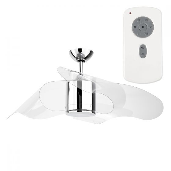 View Photo: Brilliant Lighting Whirl 44 Decorative Designer DC Ceiling Fan & Remote Control