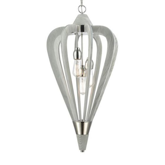CLA Lighting Senorita Wooden Pendant light - Medium