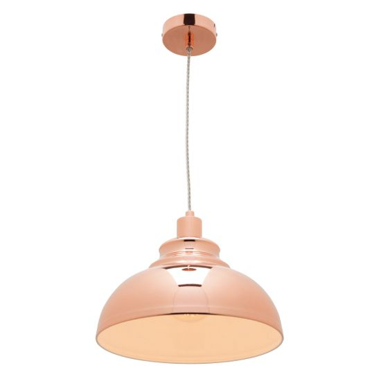View Photo: Cougar Lighting Risto 1 Light Pendant