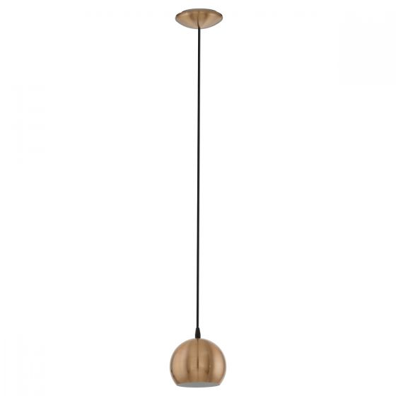 View Photo: Eglo Petto GU10 Sphere Pendant Light