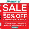 Martec EOFY Sale