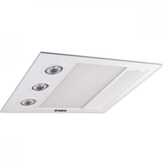 View Photo: Martec Linear Mini 3-In-1 Bathroom Heat Light Exhaust Fan