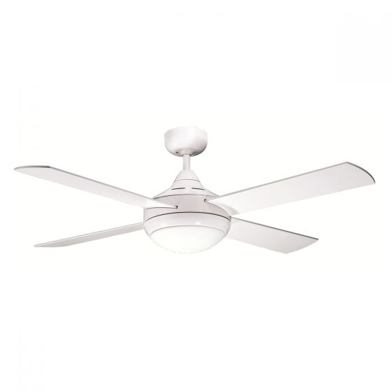 View Photo: Martec Primo 48 Ceiling Fan with Twin E27 Light