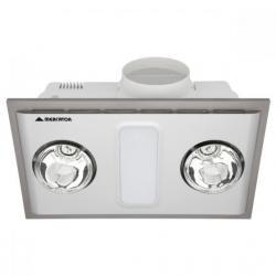 View Photo: Mercator Cosmo Duo Bathroom 3-in-1 Heat Light Exhaust Fan
