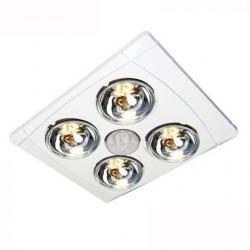 View Photo: Ventair Taylor LED Bathroom 3-in-1 Heat Light Exhaust Fan