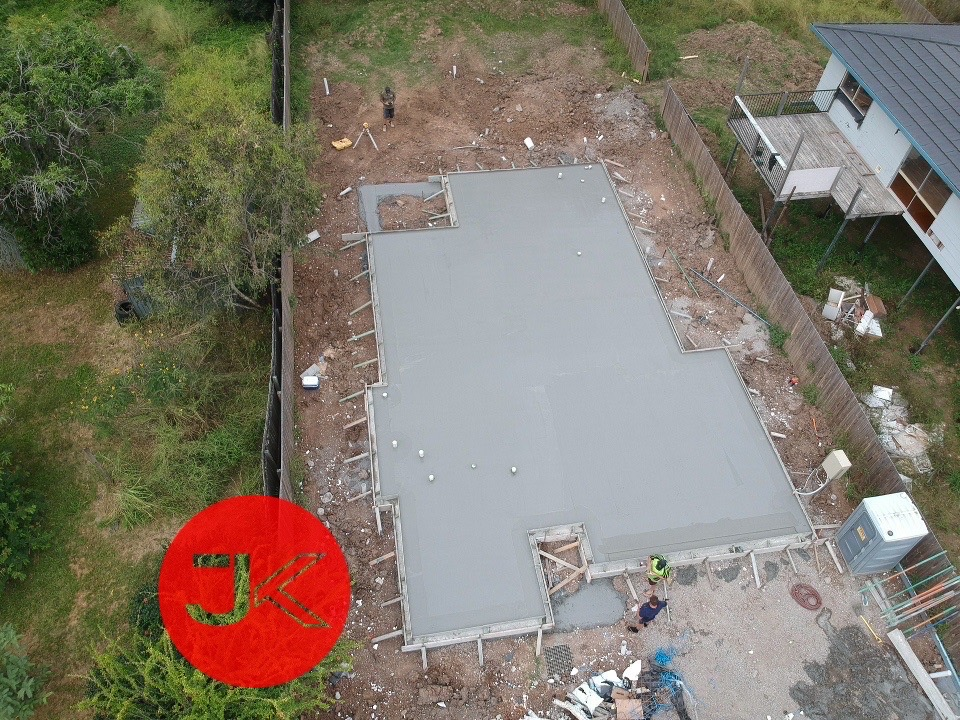 View Photo: Slab Pour