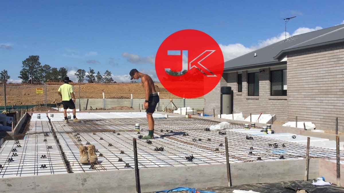 View Photo: Slab Prep