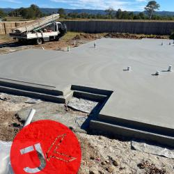 View Photo: Slab Prep and Pour