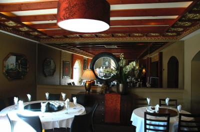 Design Chinese Restaurant Dining Room