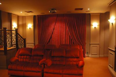 View Photo: Home Theatre Design