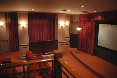 View Photo: Home Theatre Design