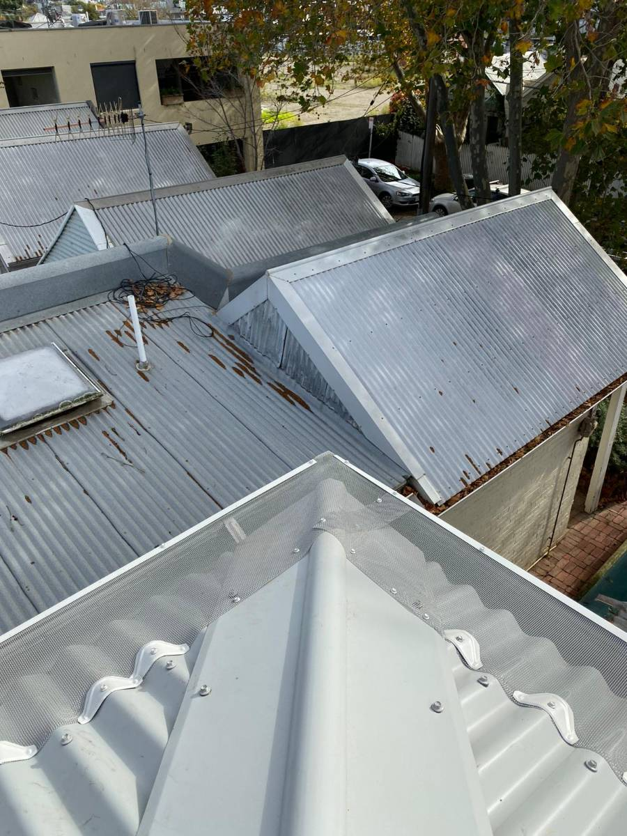 View Photo: Ember Protection for Gutters